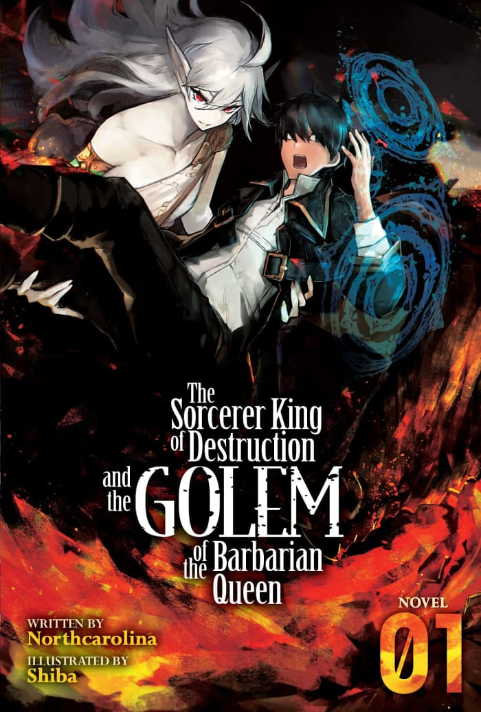 The Sorcerer King Of Destruction And The Golem Of The Barbarian Queen